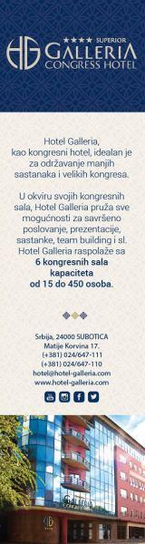 Kongresni hotel Galleria